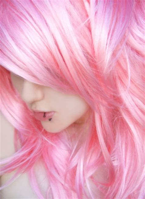 pink hair color pretty in pastel pink hair colors ideas