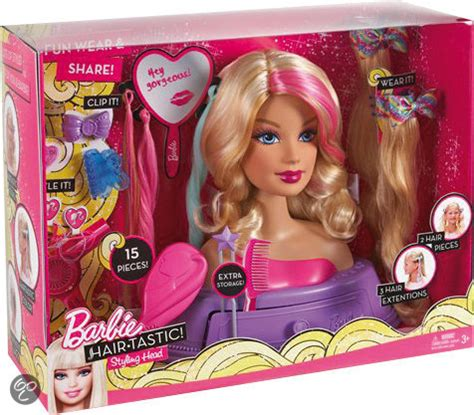 Hairtastic Styling by Bol Hairtastic Hair Styling Mattel