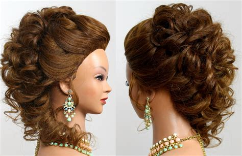 Formal Hairstyles For Hair For Wedding by Prom Bridal Hairstyle For Hair Tutorial