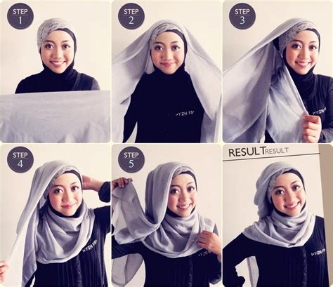 tutorial jilbab pashmina turban 67 best images about hijab tutorial on pinterest turban
