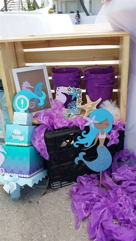 Bueno  Decoracion Fiesta Baby Shower Nina #5: Ideas-fiesta-la-sirenita-50.jpg
