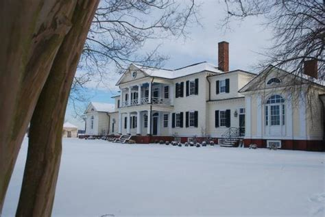 belle grove plantation bed and breakfast winter at belle grove plantation river view