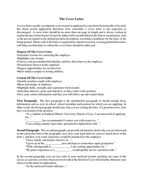 prep cook cover letter create a cover letter for your resume