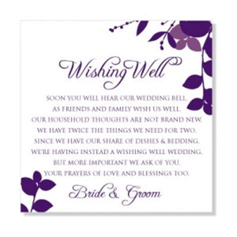 wishing well poems for bridal shower invitations bridal shower poems and quotes quotesgram