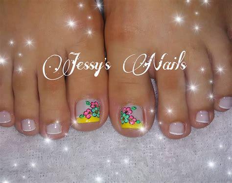 imagenes de uñas decoradas de tigre u 241 as decoradas pies u 241 as pies delicadas nail art