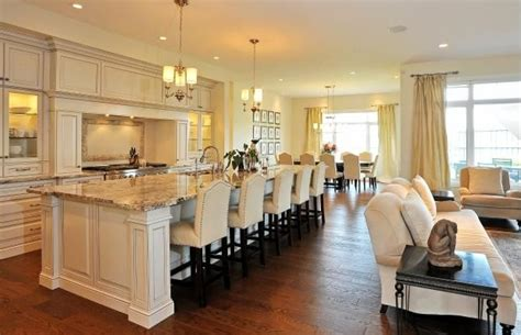 kitchen island length the 25 best raised kitchen island ideas on pinterest