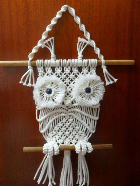 Macrame Animal Patterns - 25 best ideas about macrame owl on macrame