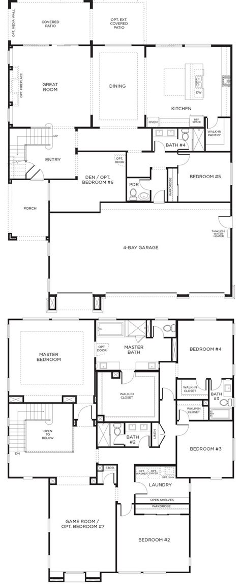 pardee homes floor plans 1000 images about inland empire pardee homes on pinterest