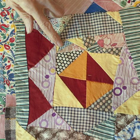 Quilt Talk by The Hen Needle And Thread