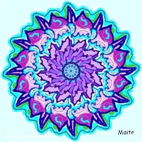 Imagenes De Mandalas Morados | mandalas redes del misterio