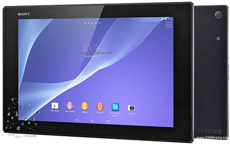 Sony Xperia Z2 Tablet Wifi sony xperia z2 tablet wi fi pictures official photos