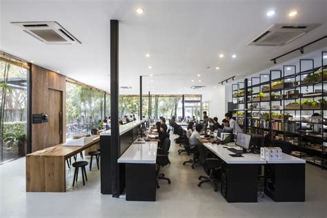 Arch Studio by Mia Design Studio Office In Ho Chi Minh City E Architect