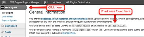 Ip Address Information Finder How To Find Your Ip Address Site Wp Engine 174