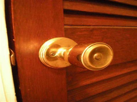 doors windows how to fix a door knob door knob
