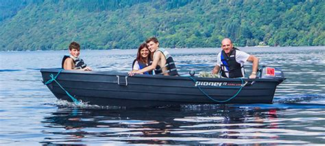 fishing boat hire loch lomond leisure - Fishing Boat Hire On Loch Lomond