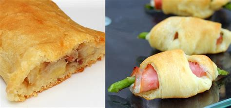 9 crazily creative things to make with crescent rolls sig nordal jr