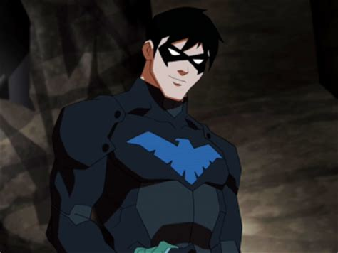 justicia joven imagenes hd imagen nightwing hd3 png justicia joven wiki