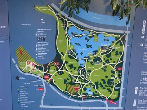 Map Of Melbourne Botanical Gardens S Retirement Royal Botanic Gardens Mebourne