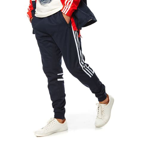 Jogger Adidas adidas originals pantalon bleu marine brandalley