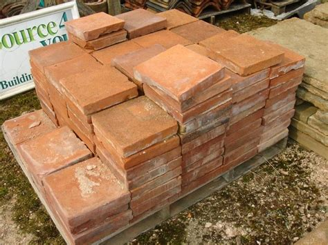 Handmade Quarry Tiles - pin by architectural salvage on salvoweb on flagstones