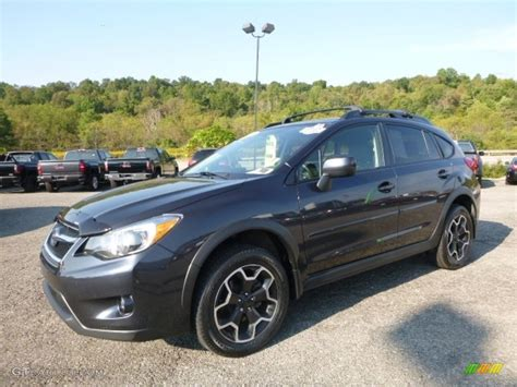 subaru crosstrek grey 2014 gray metallic subaru xv crosstrek 2 0i limited