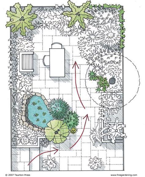 Small Garden Layout Plans 25 Best Ideas About Small Garden Plans On Pinterest