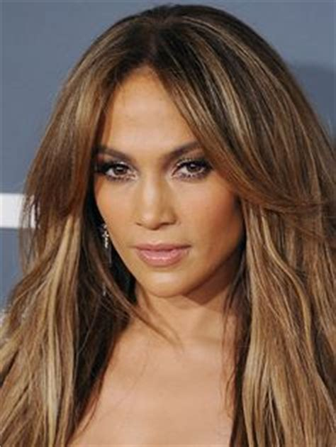 the hair color evolution of jennifer lopez beautiful jennifer lopez caramel hair color with honey