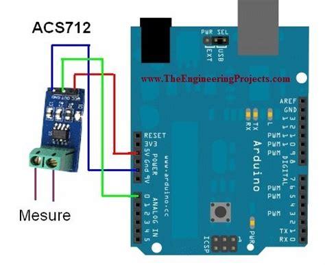 Dijamin Ori Arus 30a Ac Dc Current Sensor Acs712 Module For Ardui dc current sensor acs712 arduino interfacing the