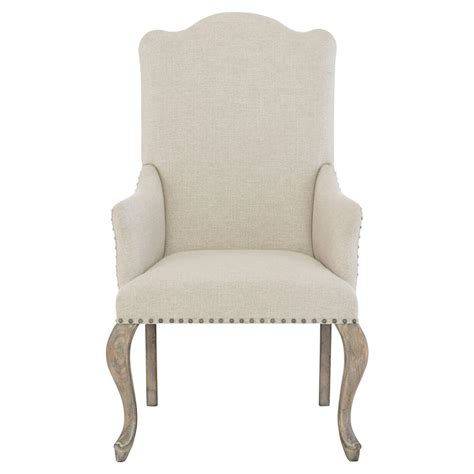 nailhead armchair felicity french beige nailhead trim armchair kathy kuo home
