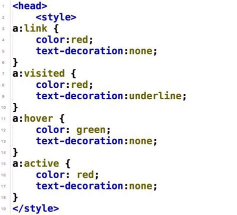 Css Text Decoration Color by Css