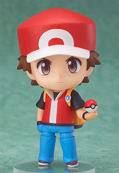 Nendoroid Trainer Green goes chibi with adorable nendoroid figure trainers