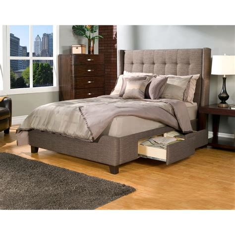 california king bed frame with drawers california king bed frames easy to assemble smartbase bed