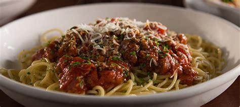 never ending pasta bowl 174 specials olive garden italian