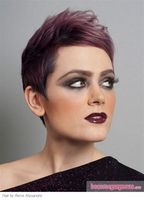 short hair chic on empire 17 best ideas about short punk hairstyles on pinterest