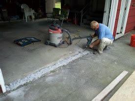 Concrete Repair in Maine   Sidewalks, Floors, Porches