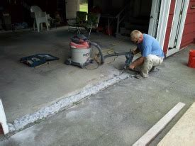 Concrete Repair in Maine   Sidewalks, Floors, Porches