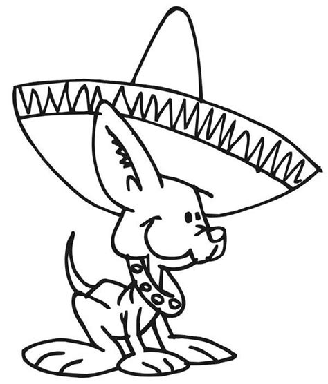 cute hat coloring pages 39 best tin images on pinterest mexican crafts mexican