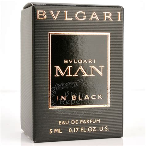 Parfum Bvlgari Mini bulgari bvlgari in black eau de parfum mini s