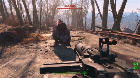 Fallout 4 Pc fallout 4 pc mods will be playable on ps4 eventually gamespot