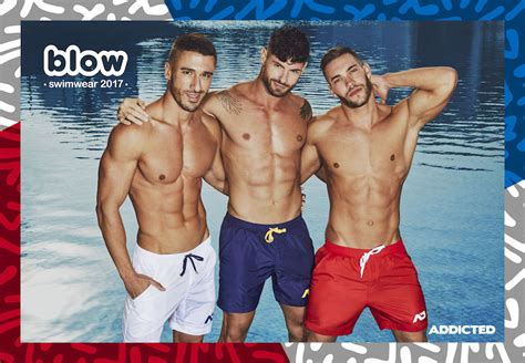 Aussiebum Retro Floral Swimwear M7034 addicted releases 2017 swimwear collection and