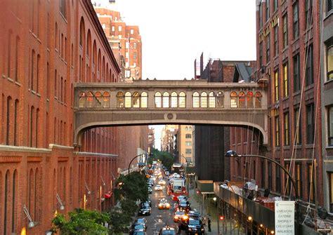 chelsea city skywalks in new york city ephemeral new york