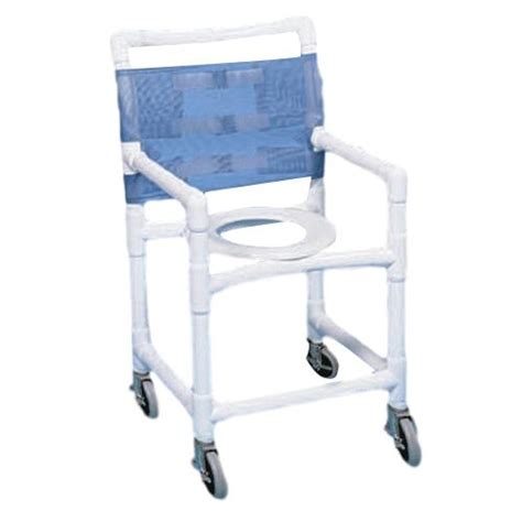 duralife economy shower chair with wheels shower chairs