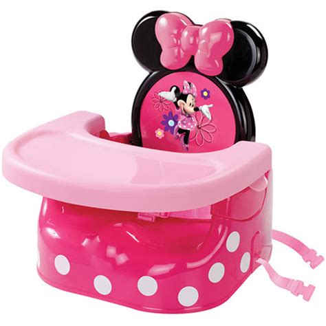 Minnie Mouse High Chair Walmart by Summer Infant Disney Minnie Mouse Booster Seat Walmart