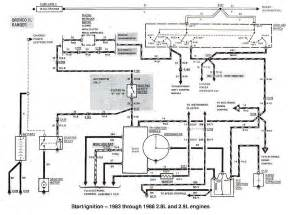 1984 ford f 150 vacuum diagram 1984 ford free wiring diagrams
