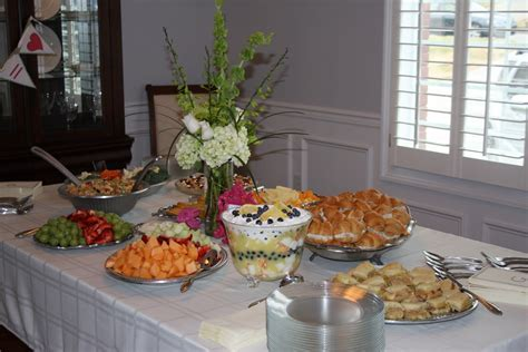 bridal shower foods   The Kitchen ette: Bridal Shower Food