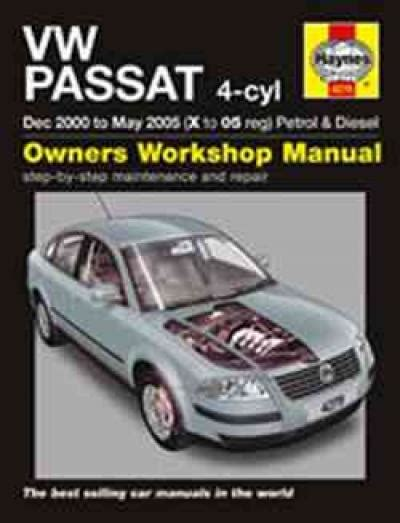 service manual automotive service manuals 2001 volkswagen passat head up display 2001 vw volkswagen passat petrol diesel 2000 2005 haynes service repair manual sagin workshop car