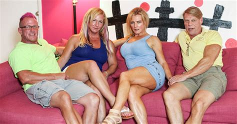 real swinging party kinky christian couple use swinging sessions to preach the