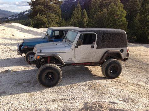 lj jeep jeep information