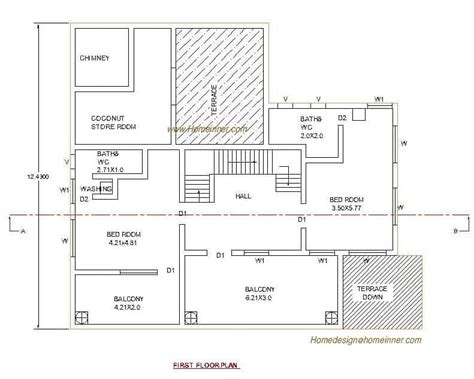 kerala home floor plans kerala house plan at 3035 sq ft house plans included