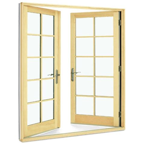 swing patio doors out swing doors integrity doors